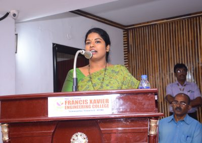 Magistrate and District Collector Shilpa Prabhakar Satish
